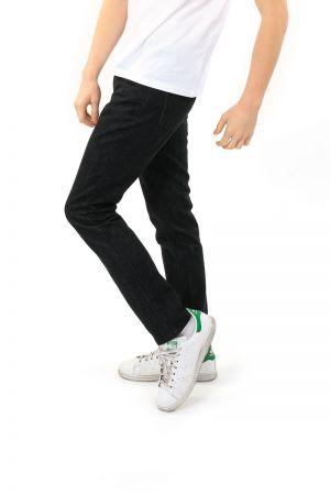 Jeans Denim Japonais Noir