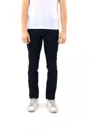 Jeans Denim Japonais Indigo